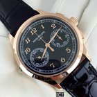 Patek Philippe Classic Chronograph Rose Gold on Strap with...