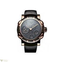 Romain Jerome Moon Dust-DNA Gold Mood 18k Rose Gold Stainless...