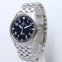 IWC Pilot Mark XVI、Steel bracelet
