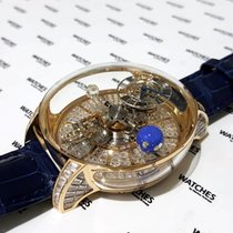Jacob & Co. ASTRONOMIA TOURBILLON BAGUETTE - 750.800.30.BD...