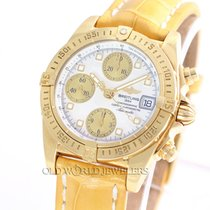 Breitling Cockpit K13358 Chronograph 18K Yellow Gold
