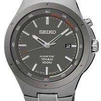 Seiko SKA713P1 Kinetic Titanium 42mm 10ATM