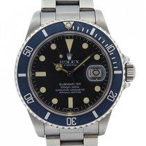 Rolex Submariner Matt dial full set 16800