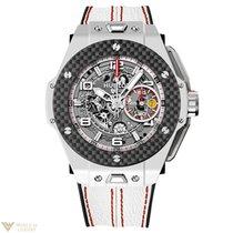 Hublot Big Bang 45 mm Ferrari White Titanium & Carbon...