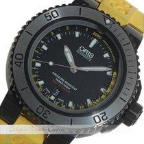Oris Aquis Depth Gauge Stahl 0173376754754-Set RS