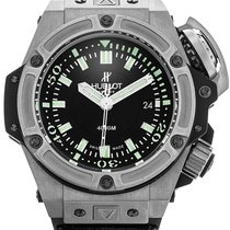 Hublot Watch King Power Diver Oceanographic 731.NX.1190.RX