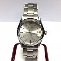 Rolex Oysterdate Precision Stainless Steel Ladies/unisex Watch...