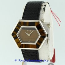 Piaget Classique Ladies Tiger Eye Stone Pre-owned
