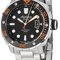 Alpina Extreme Diver Automatic Orange Rotating Bezel