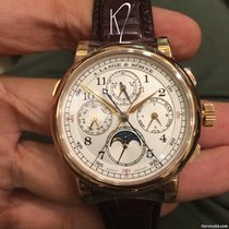 A. Lange & Söhne 1815 Rattrapante Perpetual Calendar in...