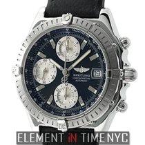 Breitling Chronomat Stainless Steel Black Dial 39mm Ref. A13352