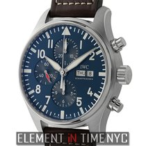 IWC Pilot Collection Chronograph Petit Prince Edition 43mm...