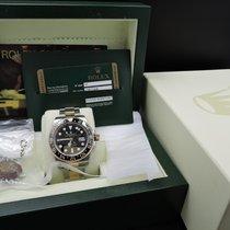 롤렉스 (Rolex) GMT-MASTER 2 116713LN 2-Tone Ceramic Bezel Full Set