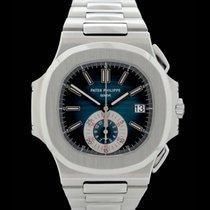 Patek Philippe Nautilus Chronograph Ref.: 5980/1A-001 -...