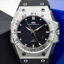 Linde Werdelin Biformeter GMT Black Dial (24629)