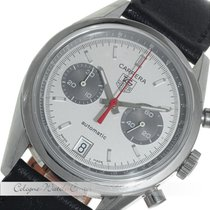 TAG Heuer Carrera 40th Anniversary Stahl CV211