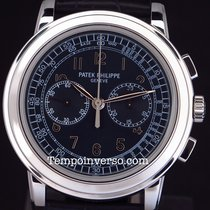 Patek Philippe Men complication chronograph platinum box &...