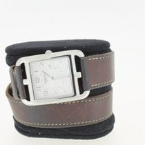 Hermès Cape Cod GM Ladies Steel Double Turn Strap  2002 29mm