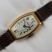 Rolex Damenarmbanduhr 9 K Gold - Handaufzug - aus 1947