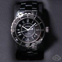 Chanel J12 Black Ceramic H0685