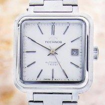 Technos Automatic Ladies Rare 1970s Dress Watch Super Original...