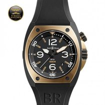 Bell & Ross - BR 02-92 PINK GOLD & CARBON