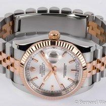 Rolex - Datejust : 116231 silver dial on Jubilee bracelet