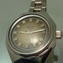 Zenith defy  Octagon  Automatic  28800 Vintage Diver sub