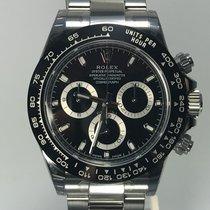 Rolex Daytona  116500LN black dial • NEU • EU • BTC •