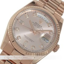 Rolex Day-Date Everose Gold 118235F