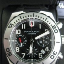 Hamilton Khaki Navy Sub Auto Chronograph