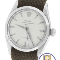 Rolex Oyster SpeedKing Precision 6420 Manual 29mm Stainless Watch