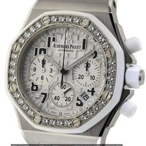 Audemars Piguet Royal Oak Offshore Chronograph Lady Steel...