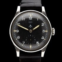 IWC Mark X Military Stainless Steel Gents