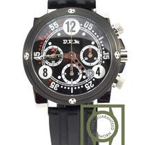 B.R.M Chronograph GP 44 titanium NEW