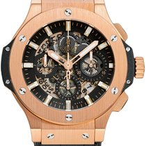 Hublot Big Bang Aero Bang Gold 44mm Mens Watch
