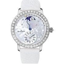 Blancpain [NEW] Ladies Retrograde Calendar Moonphase(Retail:HK...