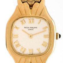 Patek Philippe LaFlamme Ladies 18k Yellow Gold Watch 4815 1J-010