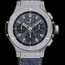 Hublot Big Bang Steel Jeans Limited Edition