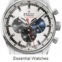 Zenith El Primero Striking 10th Chronograph in Steel