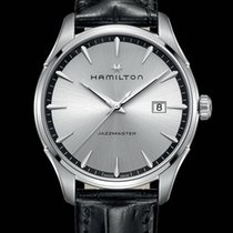 Hamilton JAZZMASTER GENT QUARZO H32451751 40mm NEW