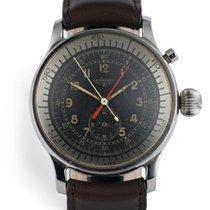 Longines Pilot's Chronograph Vintage Pilot's -...