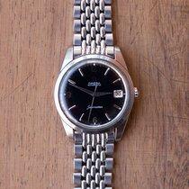 Omega vintage seamaster rare black dial