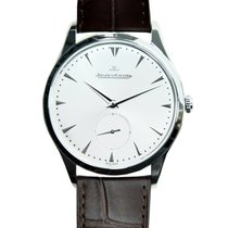 Jaeger-LeCoultre New  Master Ultra Thin Stainless Steel Silver...
