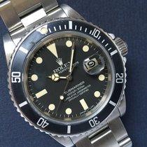 Rolex 1981 Submariner 16800 Matt Dial