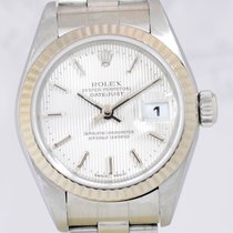 Rolex Datejust Lady Stahl Oysterband Tapestry Dial Klassiker...