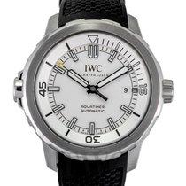 IWC Aquatimer Automatic Silver Steel/Rubber 42mm