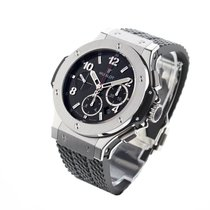 Hublot Big Bang 44mm Automatic Chronoscaph with Date Mens...