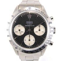 """Rolex Daytona Vintage 6239 """"Tiffany & Co"""""""