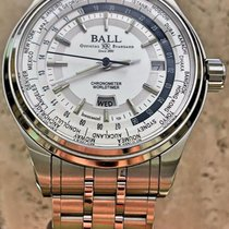 Ball Trainmaster World Time GM2020D-S1CJ-SL